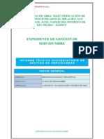 Expediente de Imposición de servidumbre de lineas eléctricas en la selva PARTE 1