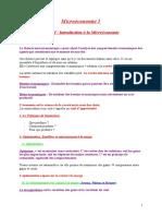 42145713 Cour de Microeconomie 1