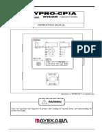 CP1A Manual