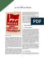 Mayo de 1968 en Francia