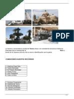 Circuito City Tour Tacna