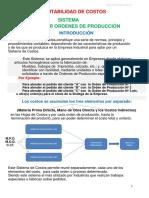 ORDEN de Prod.%2c Requisición y HOJA COSTO