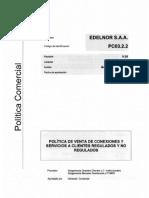 1611PC03.2.2 Politica Ventas CNX y Serv. a Ctes Regulados y No Regulados V5 (1)
