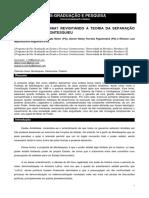 Artigo Pós Graduação - Sistema de Freios e Contrapesos