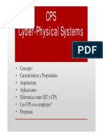 CPS Cyber-Physical Systems