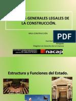Aspectos Legales en La Construcción