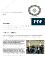 ACYC June Newsletter