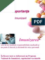 Importanta Vaccinarii Romana