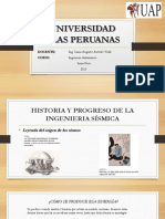 Universidad Alas Peruanas. Semana 1