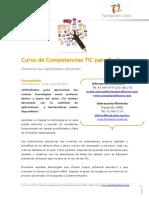 Curso de Competencias TIC para profesores.pdf