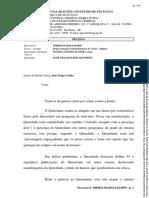 Sentença Danilo Gentili x Trajano