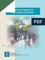 Cuadernillo Programa Integral de Trayectorias Escolarespdf