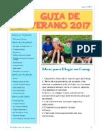 Guia de Verano 2017