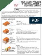 Flex Circuit Design Guide