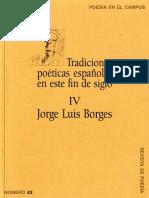 Sobre Borges