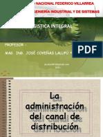La Administración Del Canal de Distribución