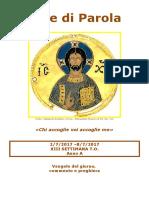 Sete di Parola - XIII settimana T.O. - Anno A.doc