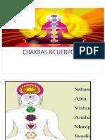 Chakras y Cuerpos Sutiles