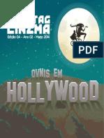 Hashtag Cinema Quarta Edição