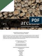 Arcádia n1, 2014