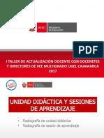 PPT  Radiografía de unidades y sesiones.pptx