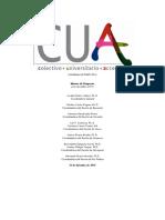 Quinto Informe CUA-UPR Consolidado