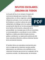 LOS CONFLITOS ESCOLARES.docx