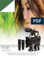 GY LS300 BrochureSPlr