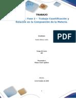 330603479 FASE III Trabajo Cuantificacion y Relacion en La Composicion de La Materia