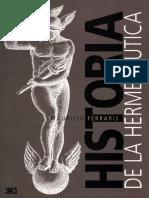 Historia de La Hermenéutica- Maurizio Ferraris