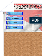 Aplikasi Raport Ips K-13 Sma Pp 53 Th 2015