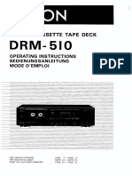 DRM510 All