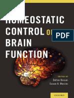 Control Homeostatico Cerebral