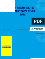 2017 Mantenimiento Productivo Total
