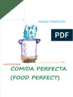 Comida Perfecta_ Food Perfect
