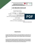 RUTA DE MEJORA ESCOLAR 5.   2016-2017.docx