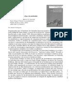 La (in)efectividad de la ley y la exclusión en América Latina_Reseña