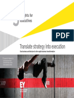 EY 5 Translate Strategy Into Execution