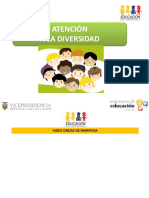 Presentación 2 Atención a La Diversidad, Calidad Educativa-1495209375