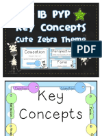 Ibp Yp Key Concepts Zebra the Me