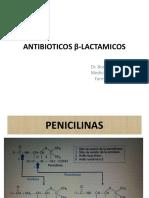 Antibioticos Β-lactamicos