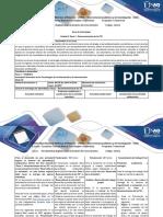 Guía de Actividades y Rúbrica de Evaluación – Paso 1-Introducción a Las TIC