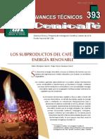 Los Subproductos Del Cafe Fuente de Energia Renovable