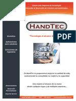 HANDTEC - Catalogo de Productos