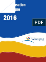 City of Winnipeg Compensation Disclosure