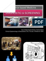 EBM-Diagnosis and Screening Block 5 UNTAD