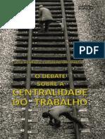 6 Organista O Debate Sobre a Centralidade Do Trabalho -José Henrique Carvalho Organista