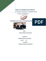 INDICADORES FINANCIEROS (2)
