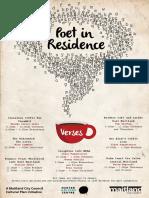 Poet in Residence