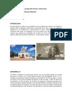 Iglesia Del Carmen y Parque Del Carmen Santa Clara Cuba